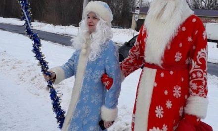 Новогодние рождественские праздники. Отчёт.