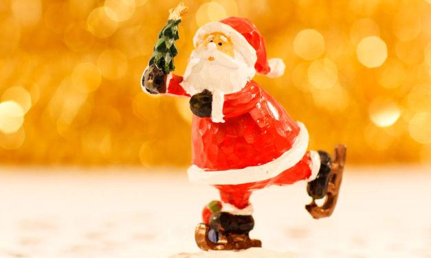 Благотворительный новогодний праздник